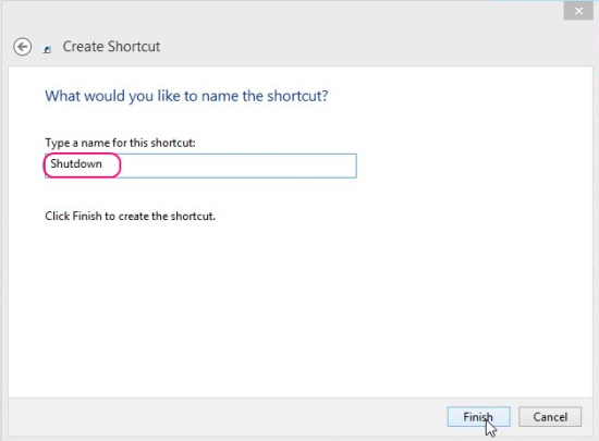 Create-Shortcut-Dialog-box-Giving-name-to-Shortcut1